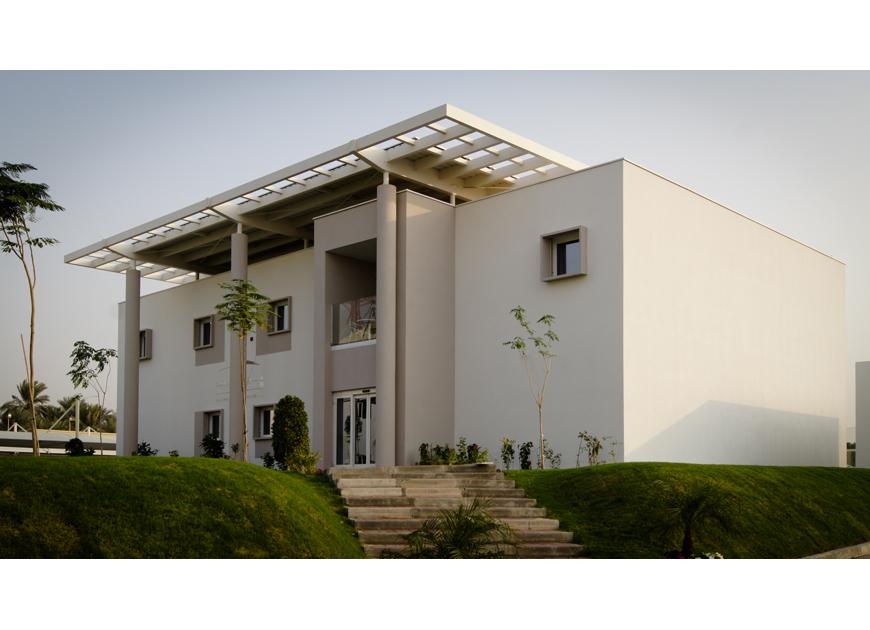 Passive House A Dubai United Arab Emirates Public Works. Passive House A Dubai. Wiring. A Diagram Of A House Arabic At Scoala.co